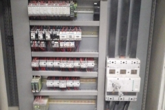 Weiss-RL750-3-8 electrical board detail 2